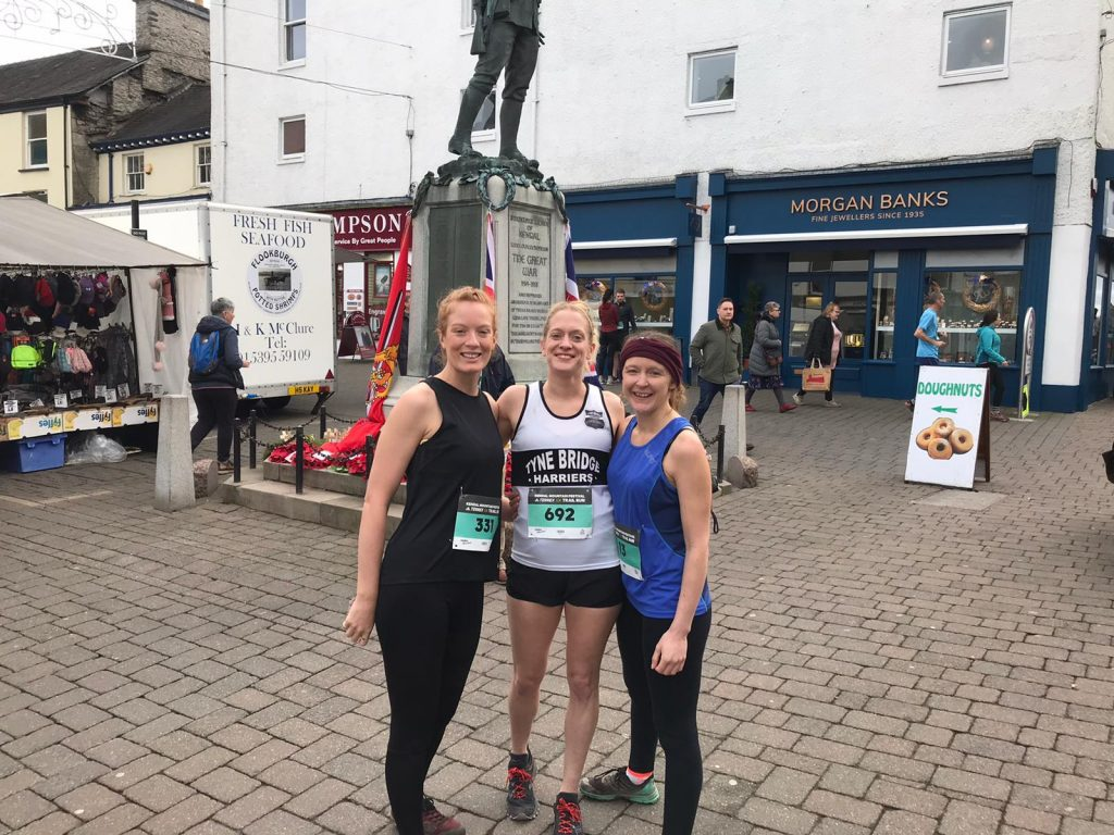 Kendal Mountain Festival 10k Finish
