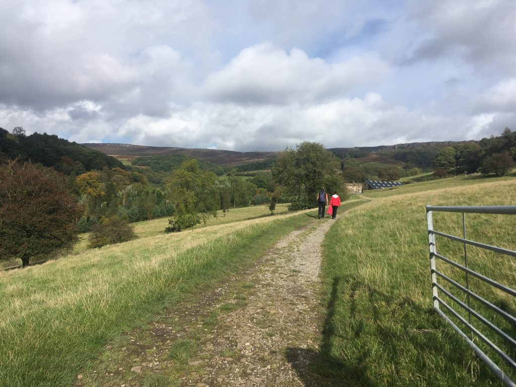 Peak District Running