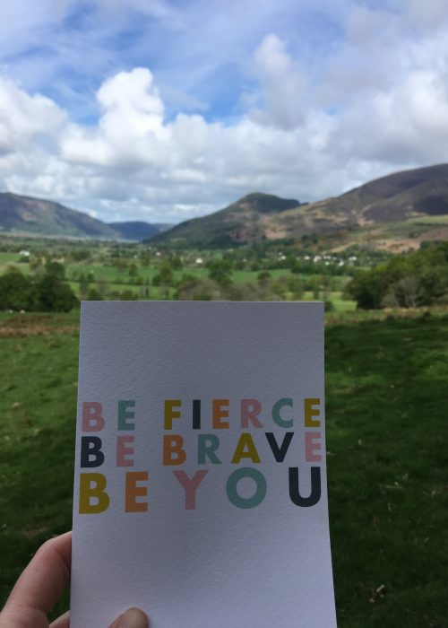 Lake District quote