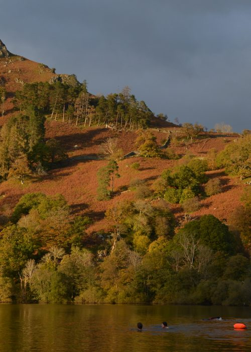 Autumn in the Lake District Rydal Water