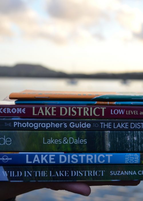 6 books to help you plan a Lake District adventure