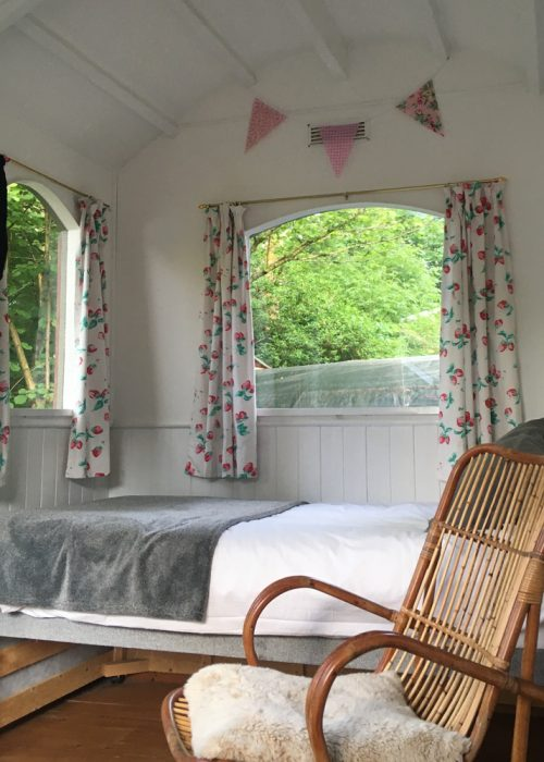 Herdy Hut at Old Water View Patterdale Lake District