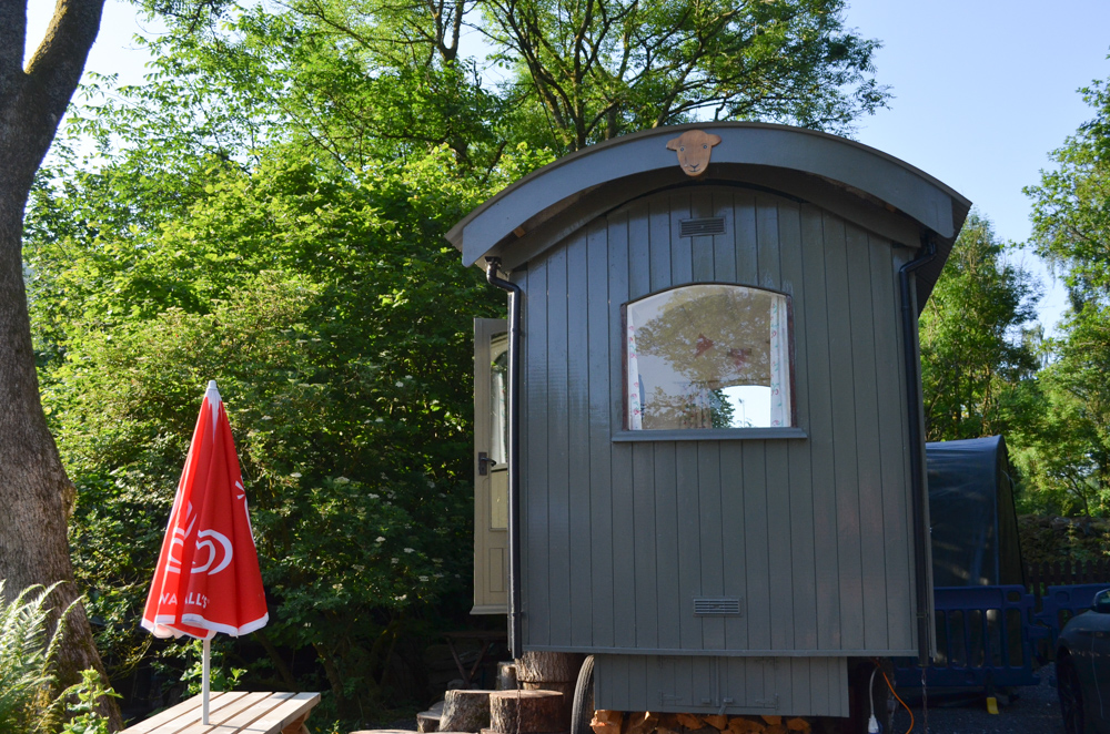 Herdy Hut at Old Water View Patterdale
