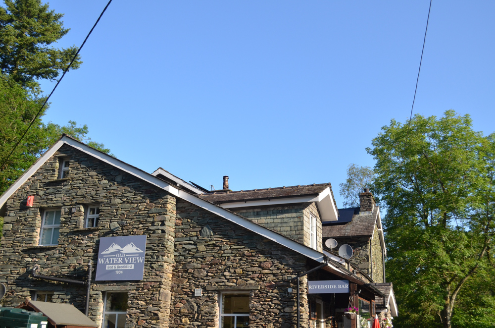 Old Water View B and B Patterdale