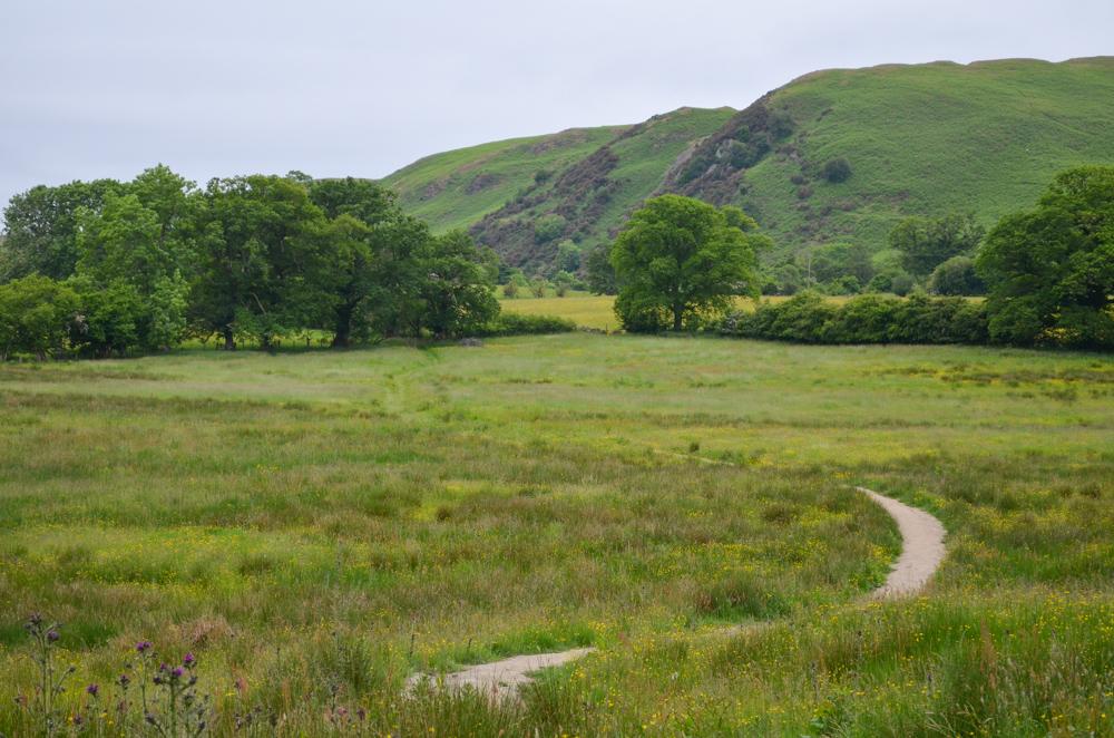 Hiking the Ullswater Way Lake District