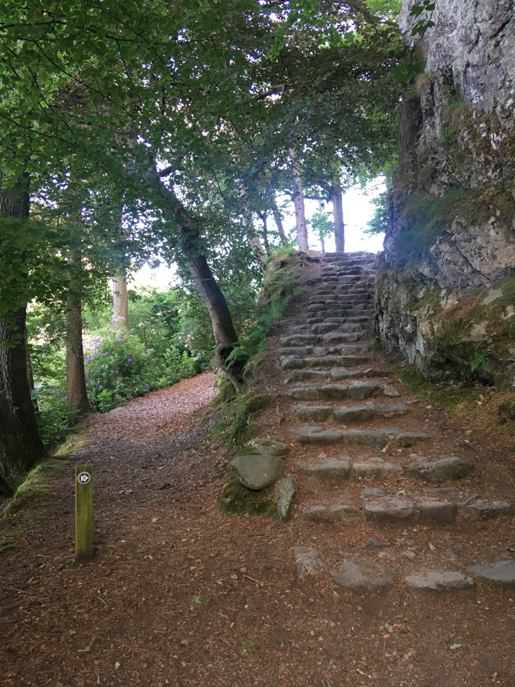 Hiking the Ullswater Way Day 1
