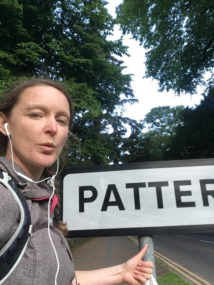 Arriving in Patterdale