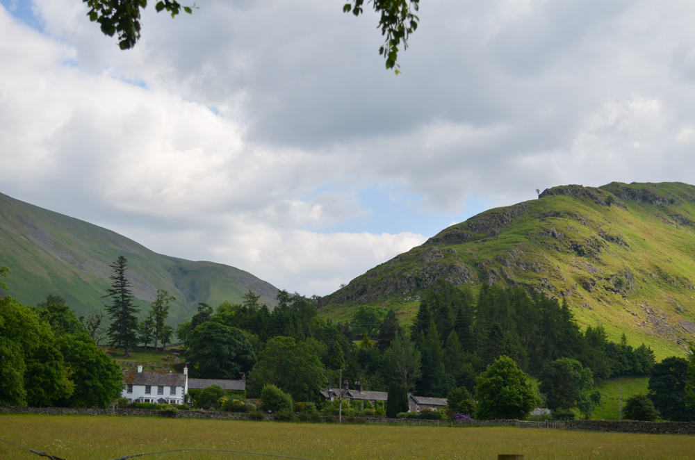 Glenridding to Howtown on Ullswater Way