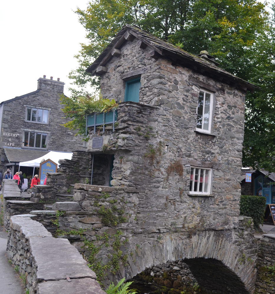 Tiny Walks in the Lake District Ambleside to Low Sweden Bridge